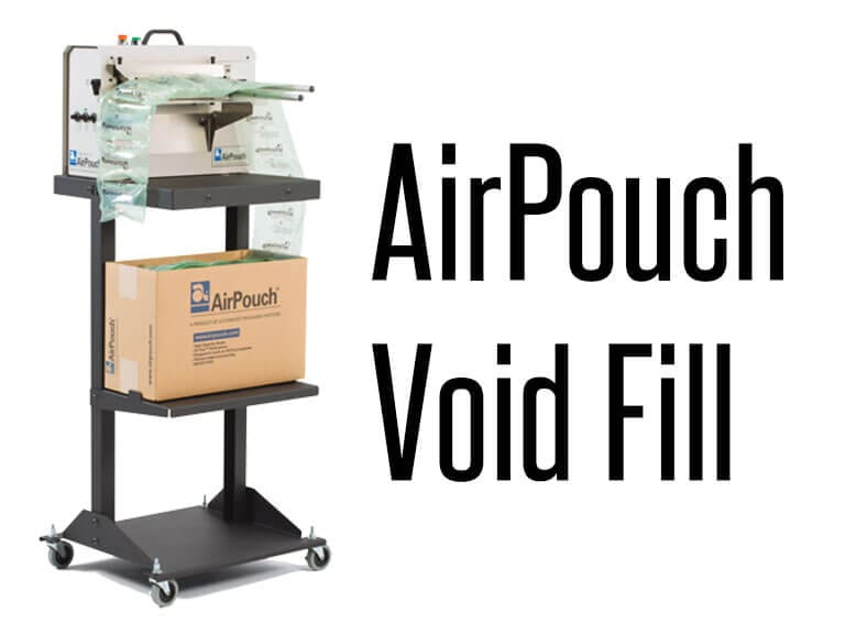 Autobag airpouch void fill