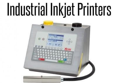 Citronix Industrial CIJ Ink Jet Printers