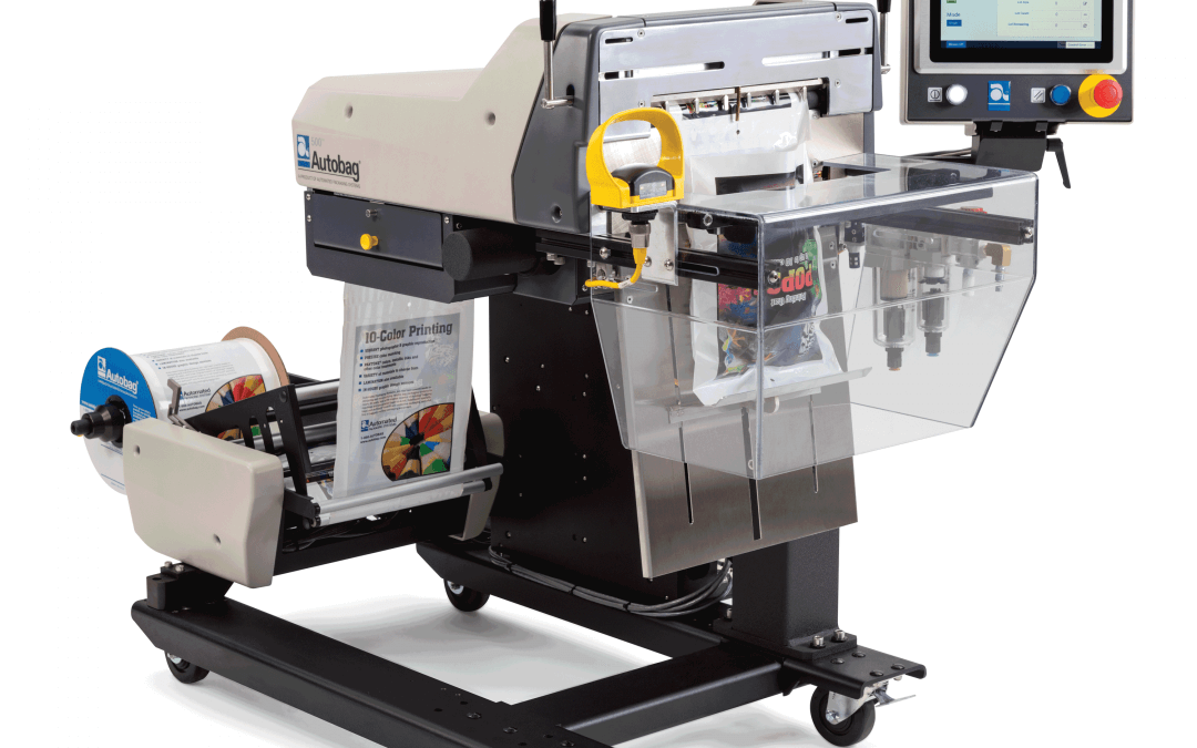 Autobag 500 Beauty Shot, Automated Packaging Systems Next Generation Autobag Baggers